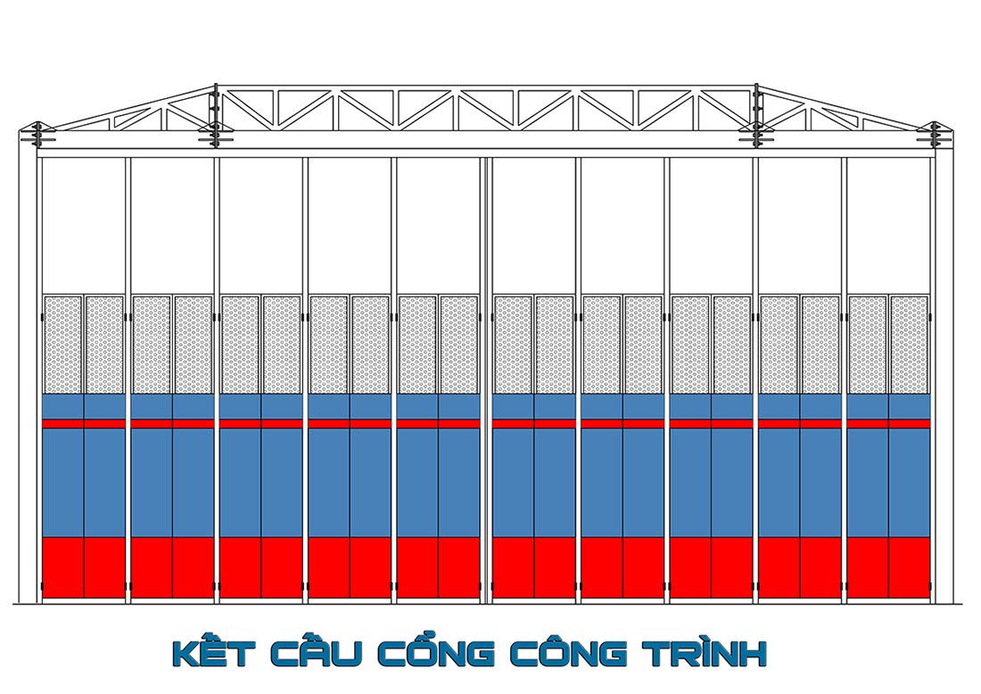 01 Cong cong trinh (ket cau)