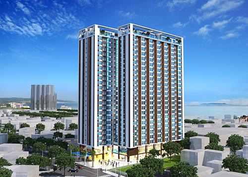 19 HUD Nha Trang building